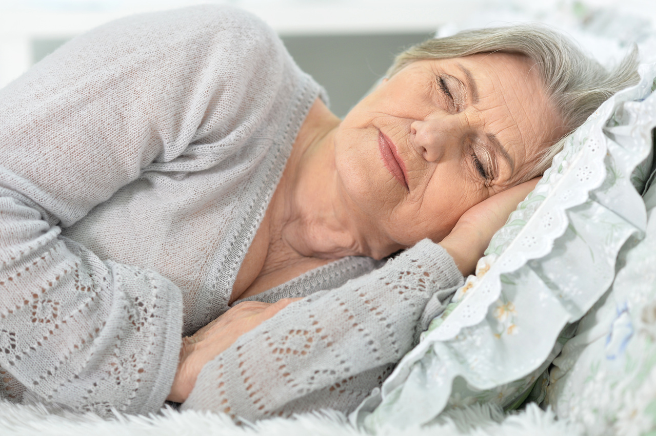 Detrimental Sleep Disturbances Seen in Patients With Alzheimer, Their Caregivers