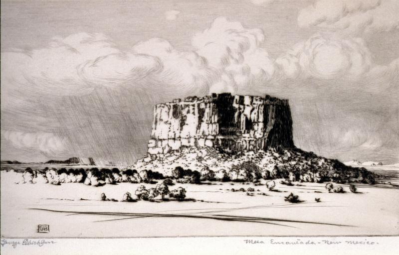 Mesa Encantada - New Mexico