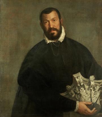 Portrait of the Architect Vincenzo Scamozzi