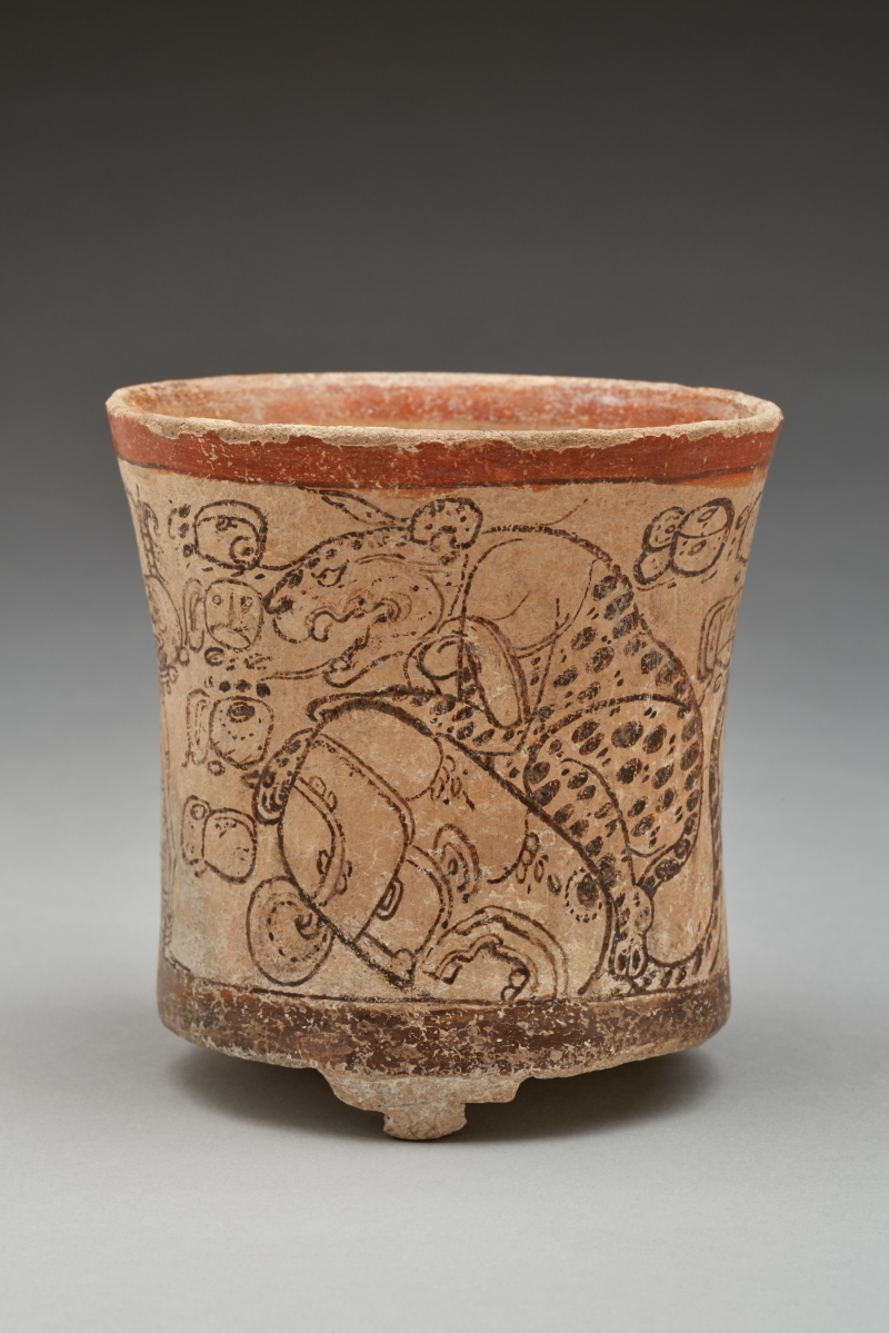 Codex-style Vase with