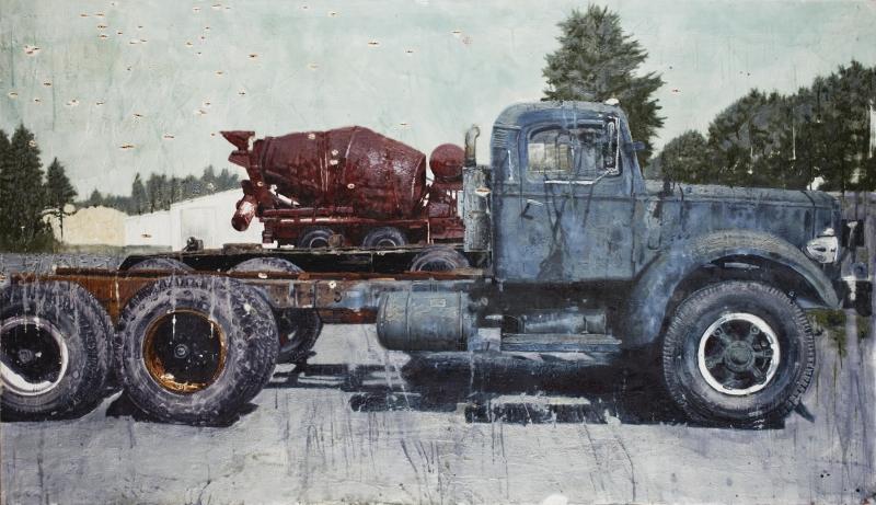 Big Rig, Red Mixer