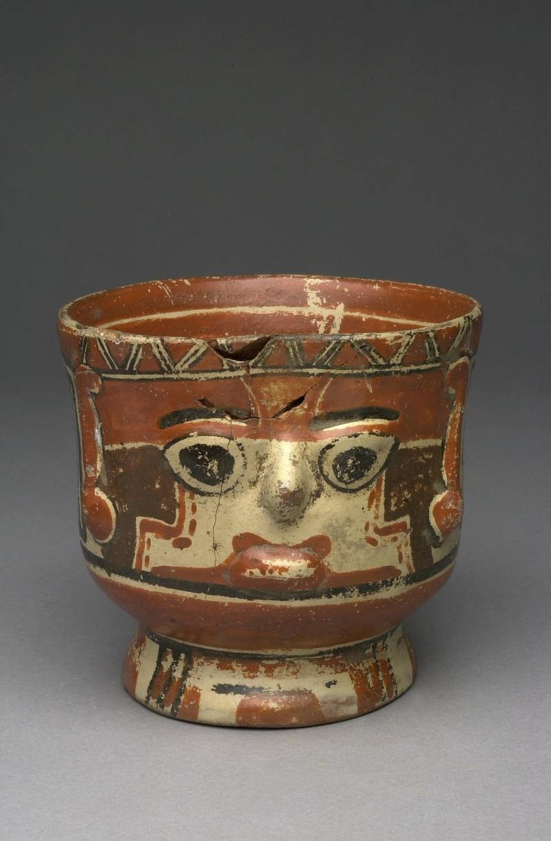 Head-form Pedestal Cup