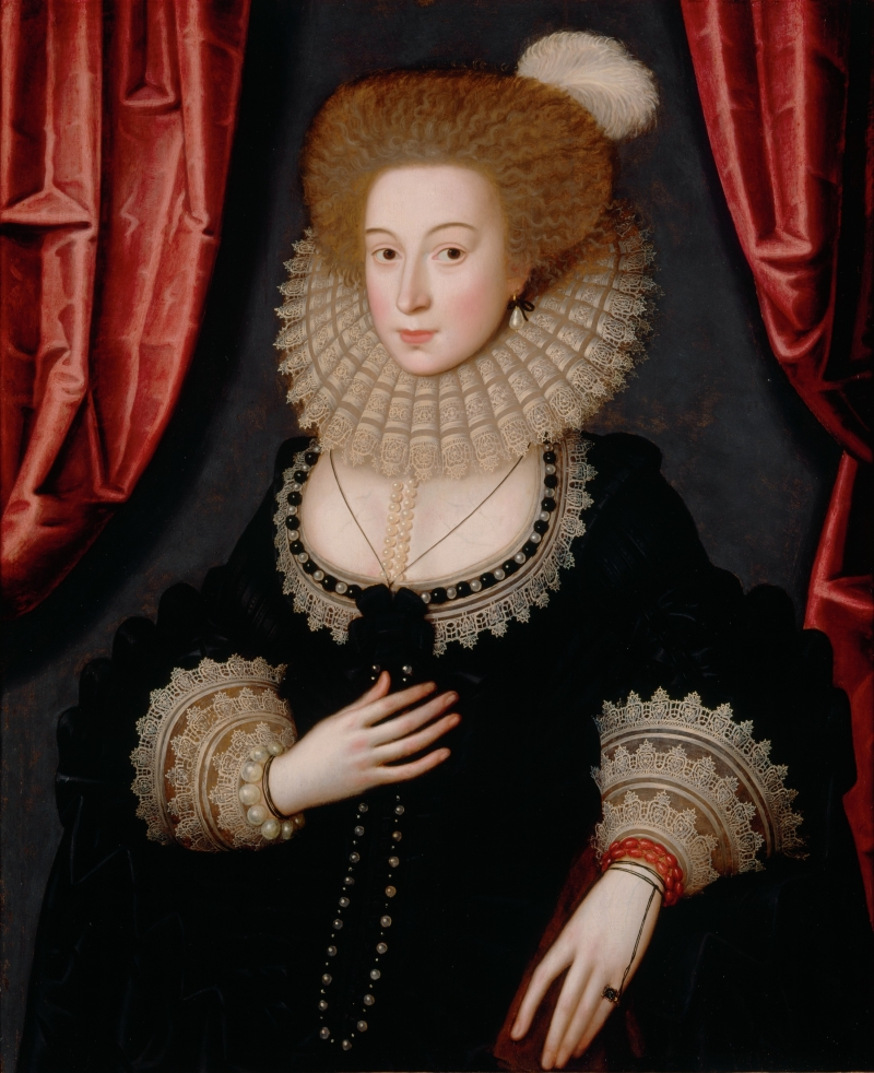 Portrait of a Lady, formerly Mary Radclyffe