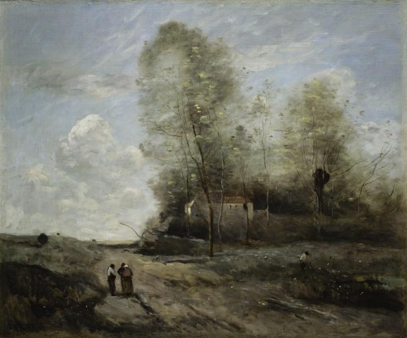 Pastoral Landscape (Paysage champêtre)