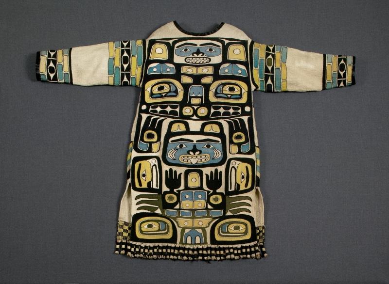Chilkat shirt