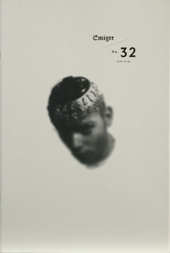 Emigre 32: Essays, Texts and Other Writings About Graphic Design