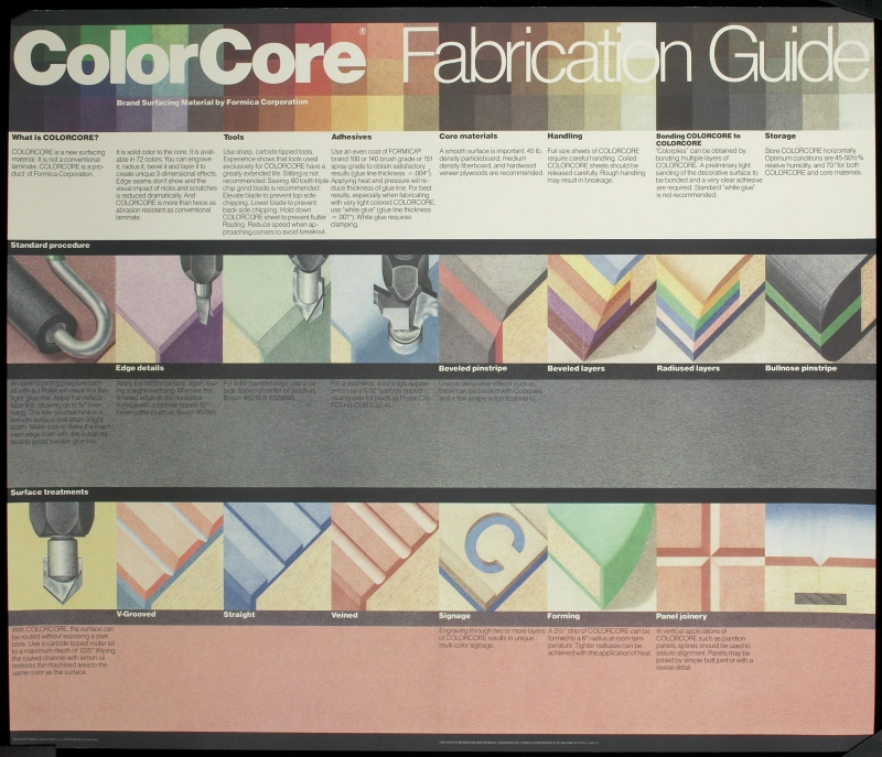 Color Core Fabrication Guide