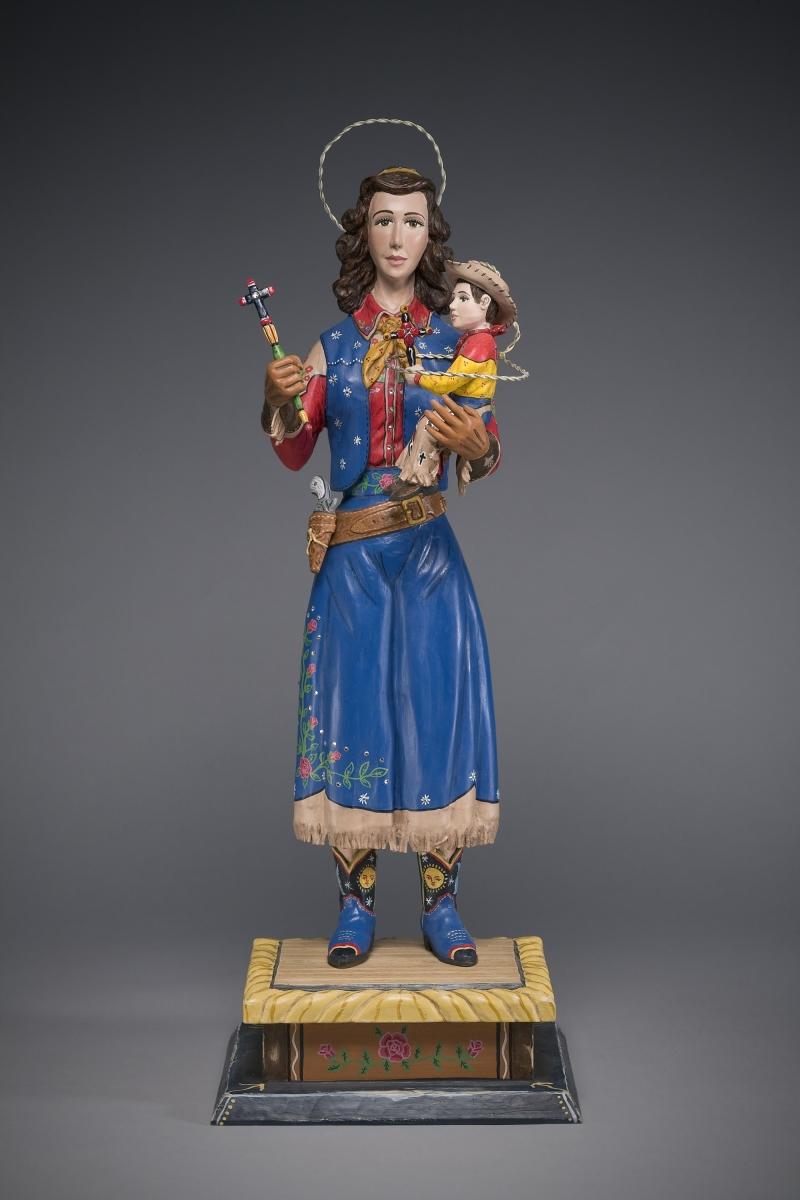 Rodeo Reina del Cielo (Rodeo Queen of Heaven)