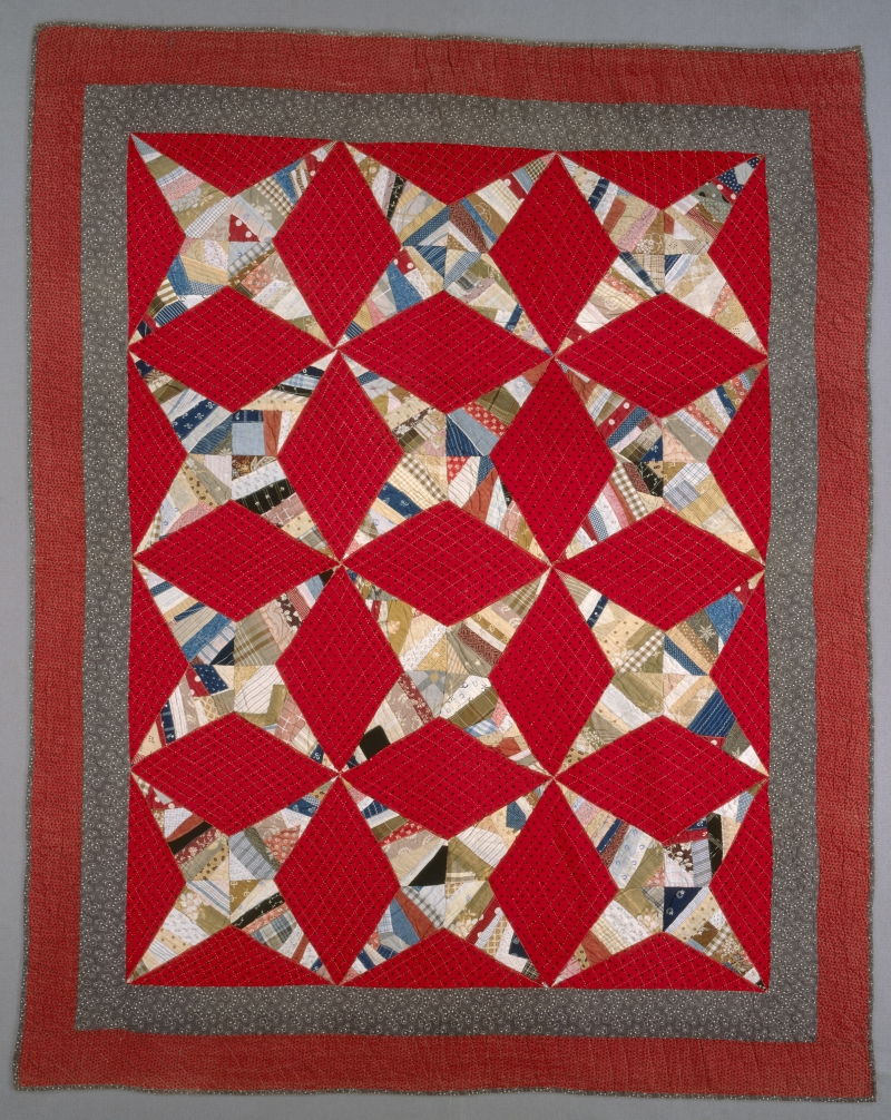 Rocky Road to Kansas Quilt
