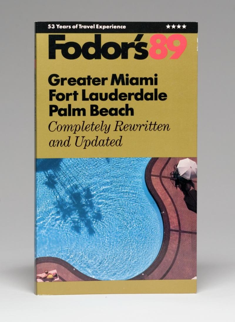 Fodor's Guide: Miami