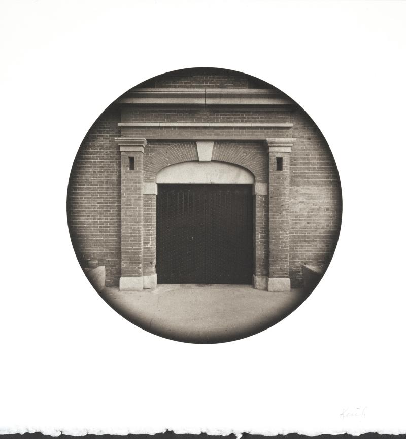 Doorway, Fort Point, San Francisco