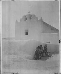 Laguna Pueblo Mission, New Mexico