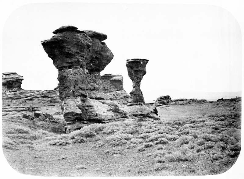 Dial Rock, Red Buttes