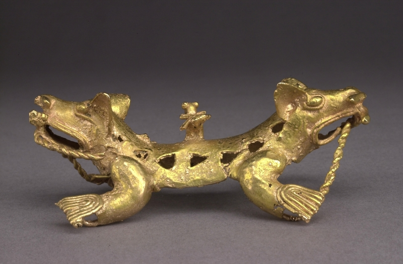 Double-headed Jaguar Pendant