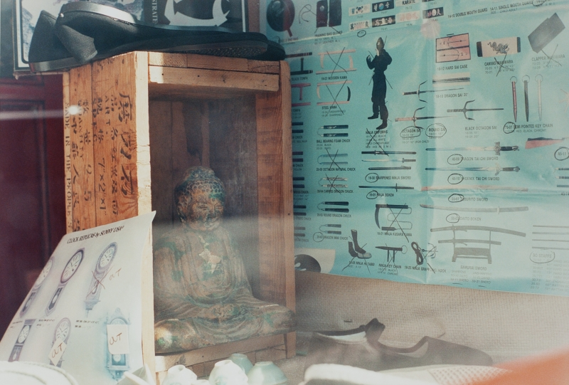 Buddha in Box, Seattle
