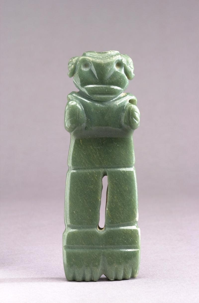 Figural Celt Pendant