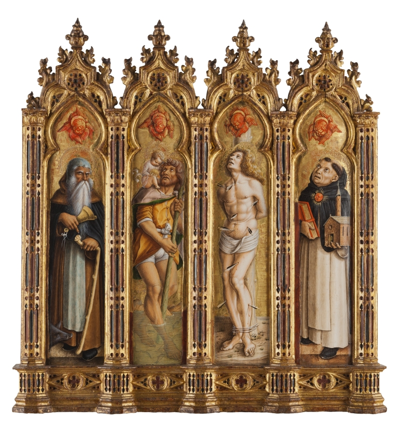 Four Saints