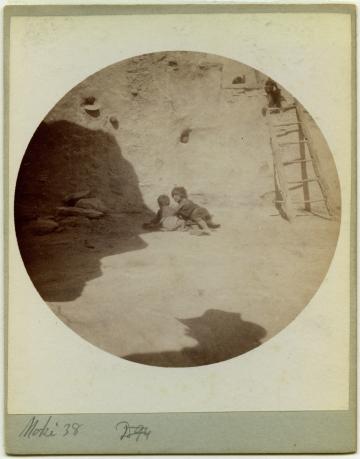 Hopi Children
