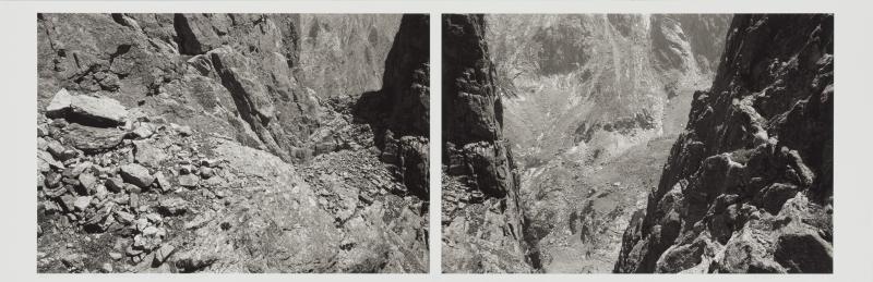 The Gash and the Petite Grapon, Colorado (Precipice #4)