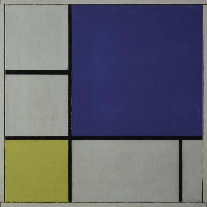 Bleu, Blanc et Jaune (Blue, White and Yellow)