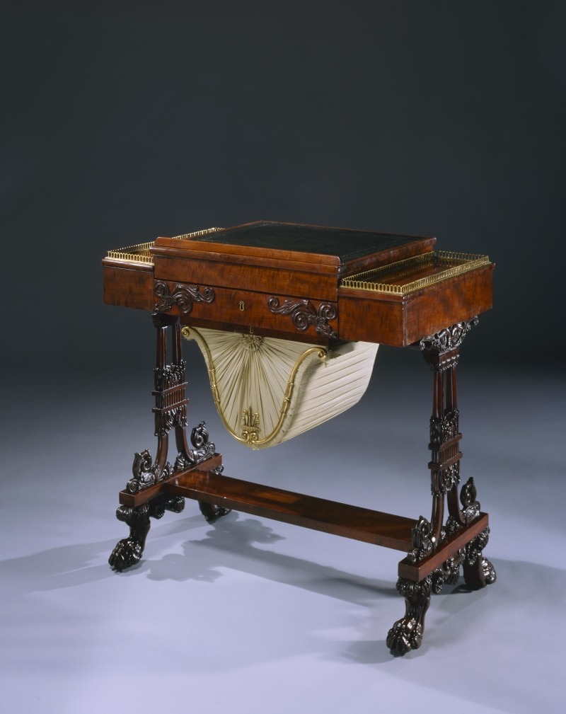Neo-Classical Work Table