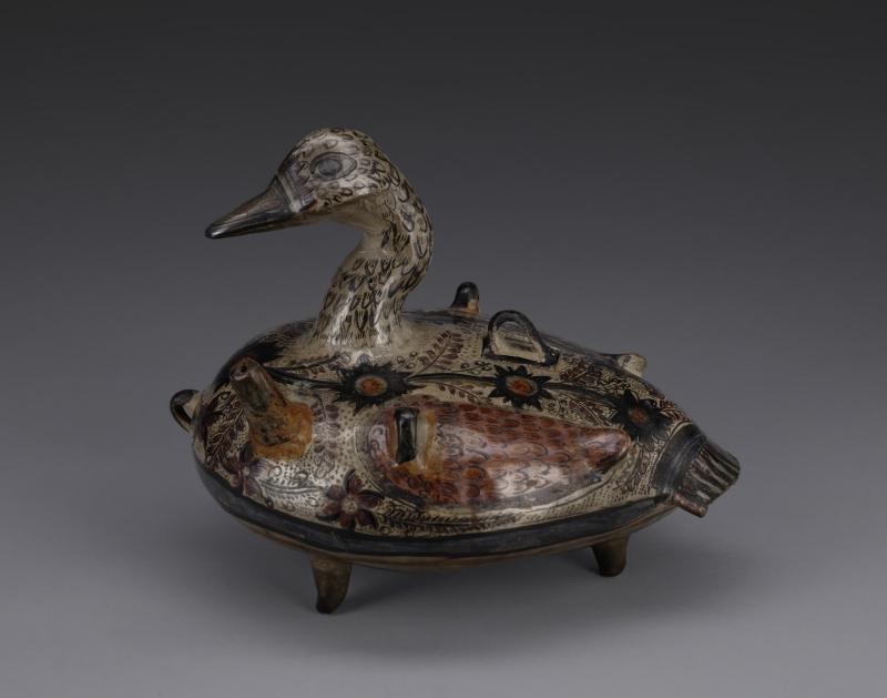 Duck vessel (Anade)