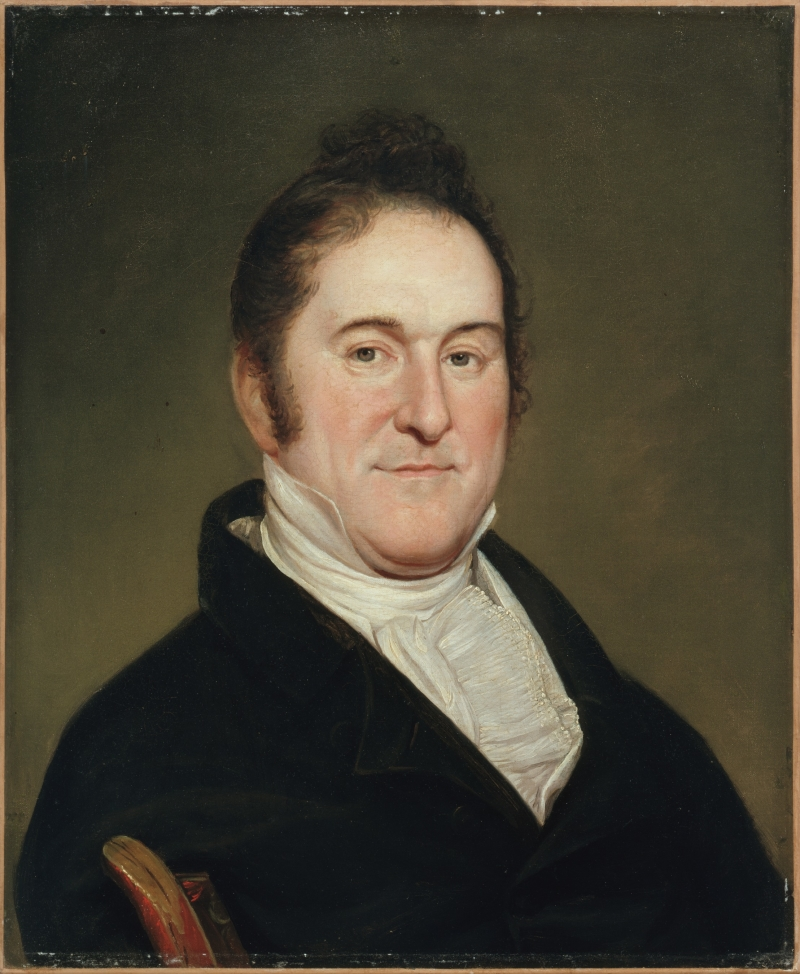 Portrait of William Wirt