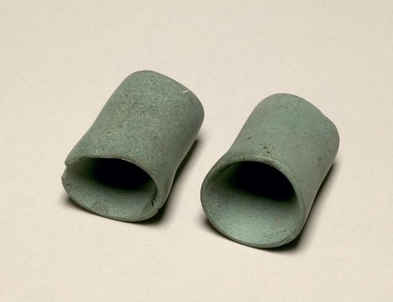 Pair of Tubular Earspools