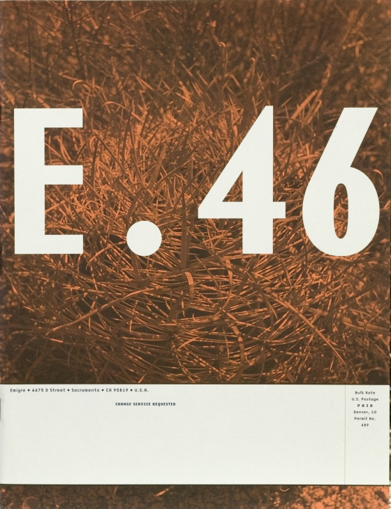 Emigre 46: Fanzines and the Culture of DIY