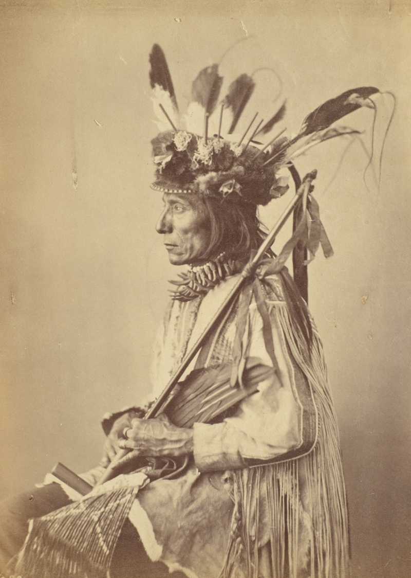 Mato Wakan or Ma-To-Ican or Ma-To-O-A-Wa-Kan or Ma-To-Wuh-Kan (Medicine Bear or Medicine Bear Track or Mysterious Grizzly Bear), Yanktonai Dakota