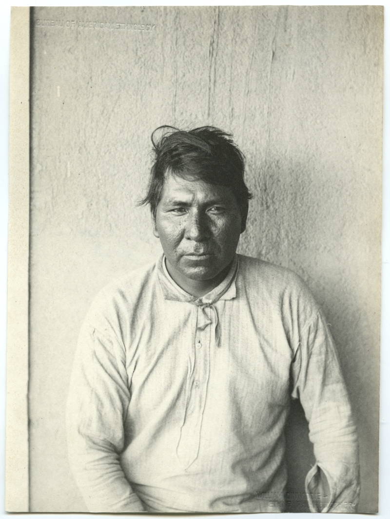 Portrait of Madias Encines
