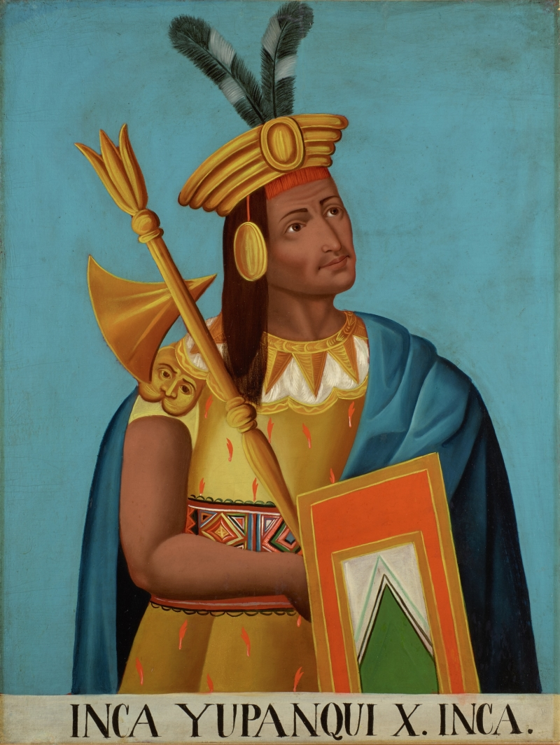Inca Yupanqui X, Inca