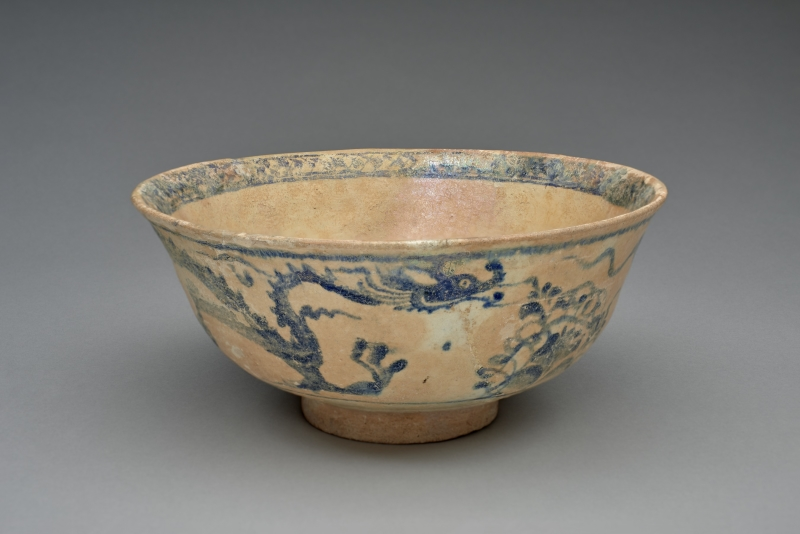 Bowl with Dragon