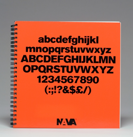 NAVA Type Catalogue