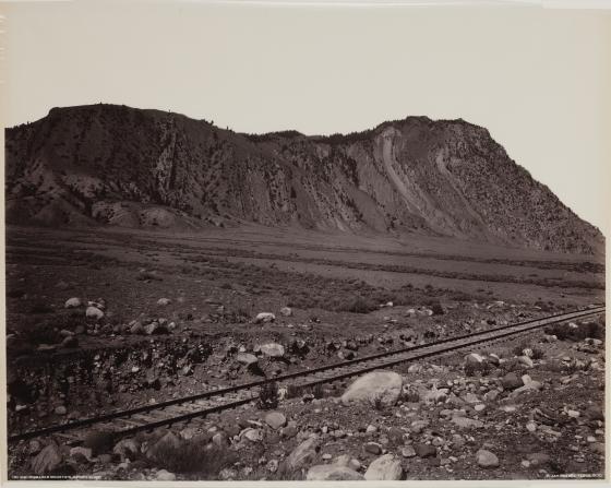 Cinnabar Mountain, Devil's Slide