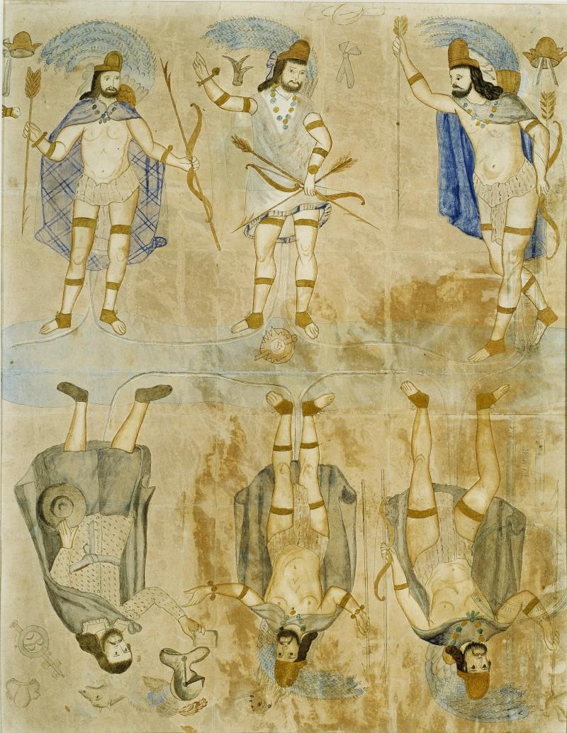 Genealogy of the Family Mendosa/Moctezuma