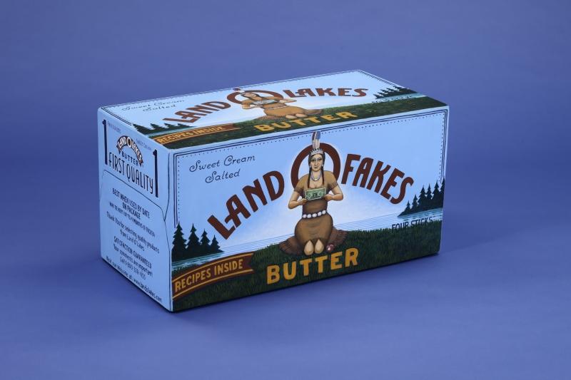 Land O Bucks, Land O Fakes, Land O Lakes