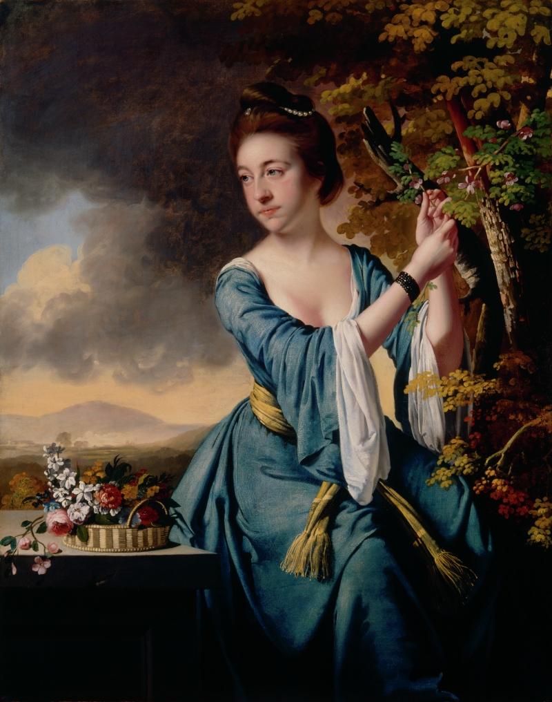 Elizabeth, Mrs. John Bostock