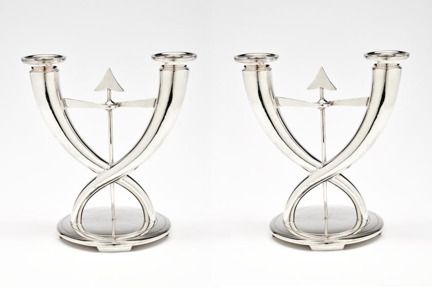 Flèche [Arrow] Candlesticks