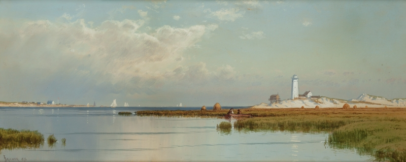 The Mouth of the Merrimac