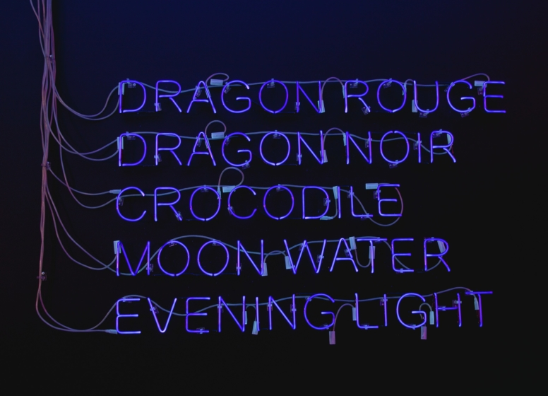 Noms de Guerre, Number 13: Dragon Rouge/Dragon Noir/Crocodile/Moon Water/Evening Light