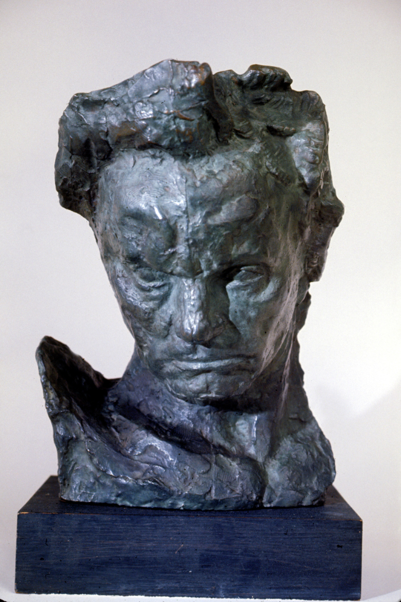 Mask of Ludwig Van Beethoven