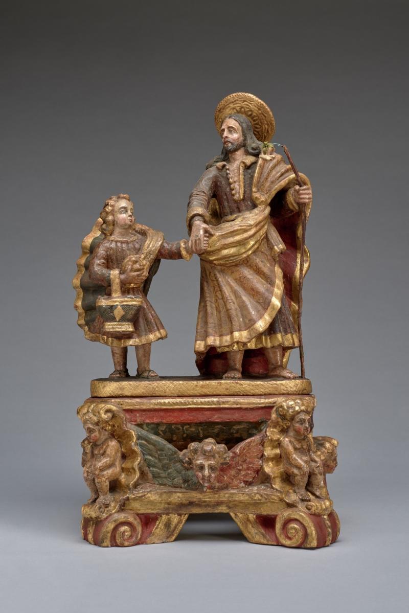 St. Joseph with Jesus