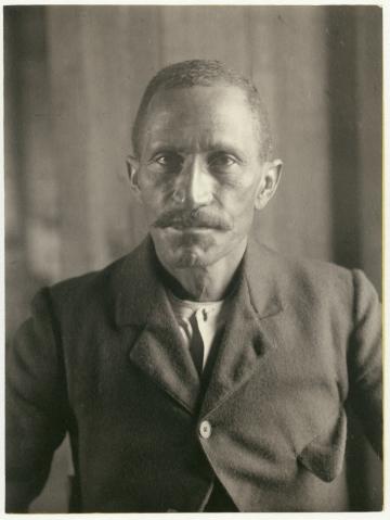 Portrait of Richard Lewis Sampson