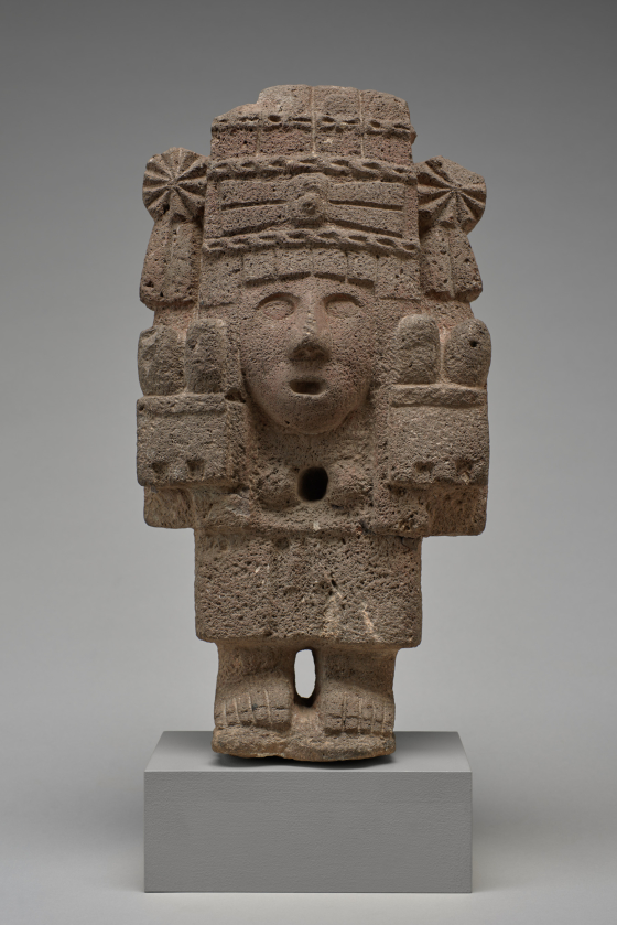 Maize Goddess Chicomecoatl