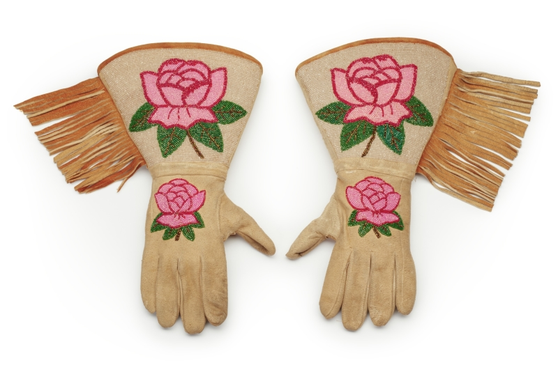 Pair of gauntlets