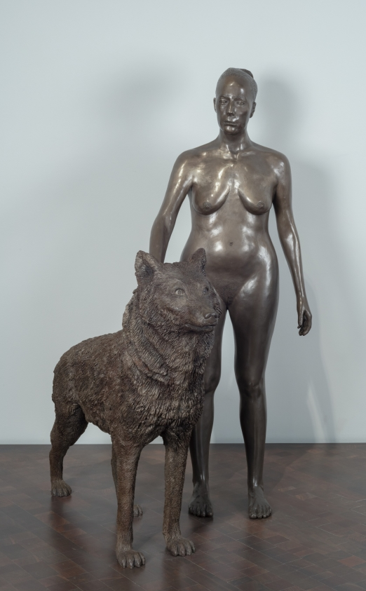 Geneviève and the May Wolf