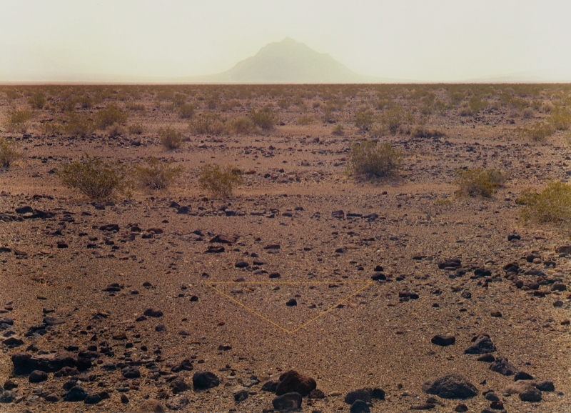Mountain Triangle, Death Valley Junction, California