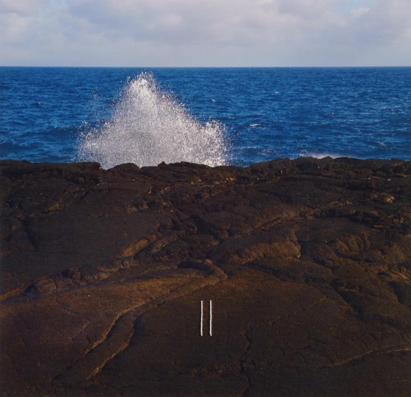 Wave Theory II, Puna Coast, Hawaii