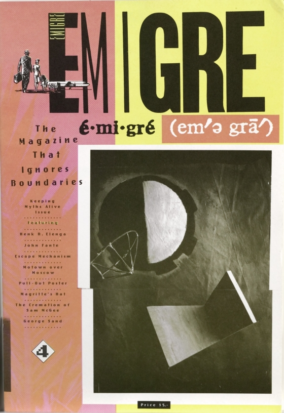 Emigre 4